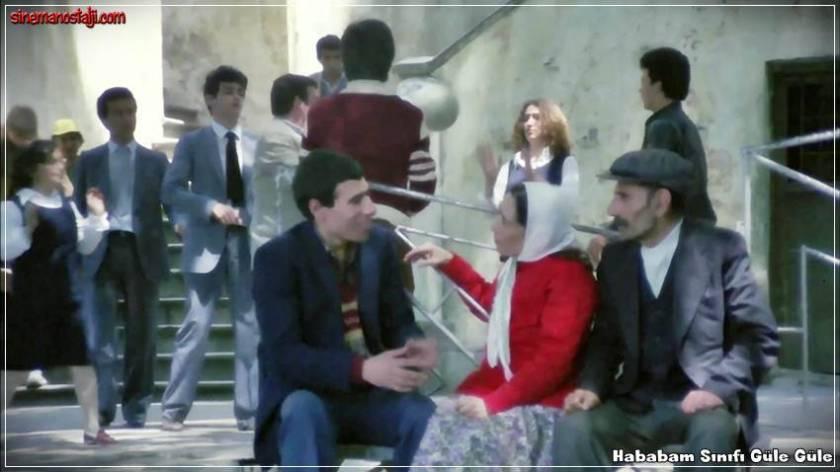 adile Naşit,Mehmet Ali Erbil,Ayşen Gruda,İlyas Salman,Şevket Altuğ,Ertem Eğilmez,1981,Yavuz Turgul,Hababam Sınıfı Güle Güle,Hababam Sınıfı Serisi,78 Dak.,Yeşilçam,Türk Filmi,Türkçe,Hababam Sınıfı Güle Güle