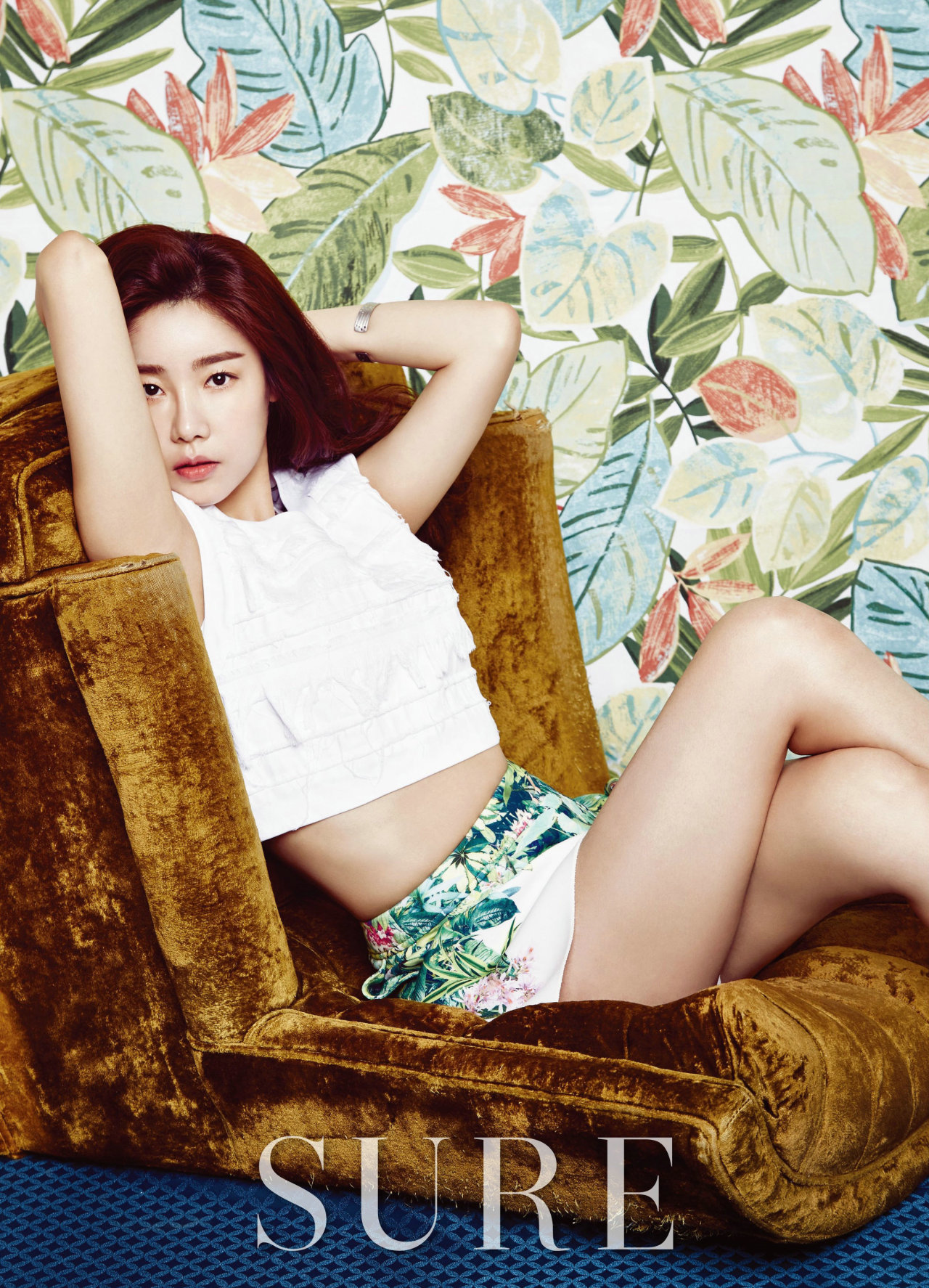 Girl's Day So Jin - Sure Magazine April Issue '15