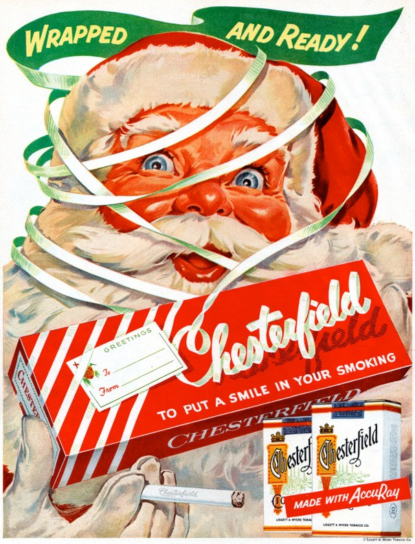 Chesterfield - published in Collier's - December 9, 1955