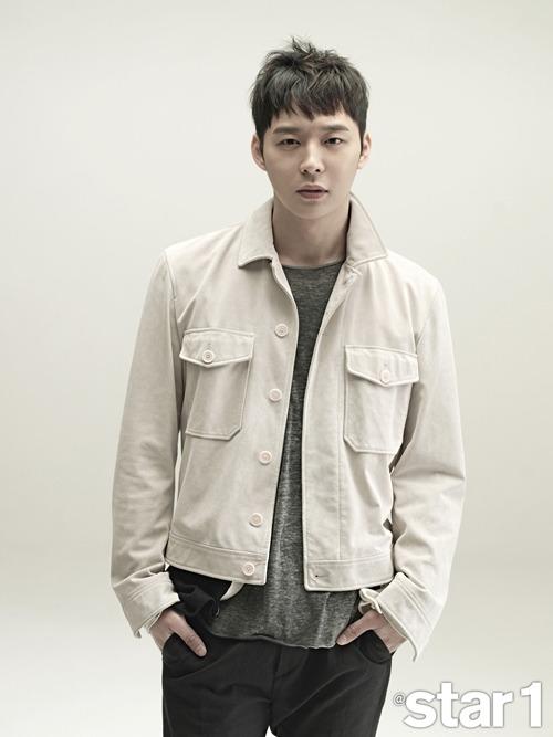 JYJ Yoochun - @Star1 Magazine March Issue'15