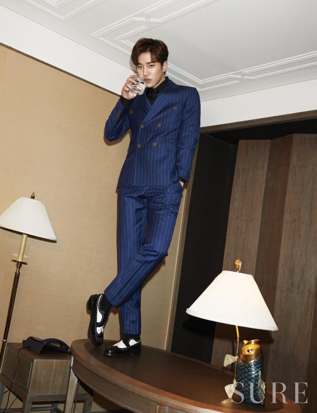 2PM Junho - Sure Magazine March Issue '15