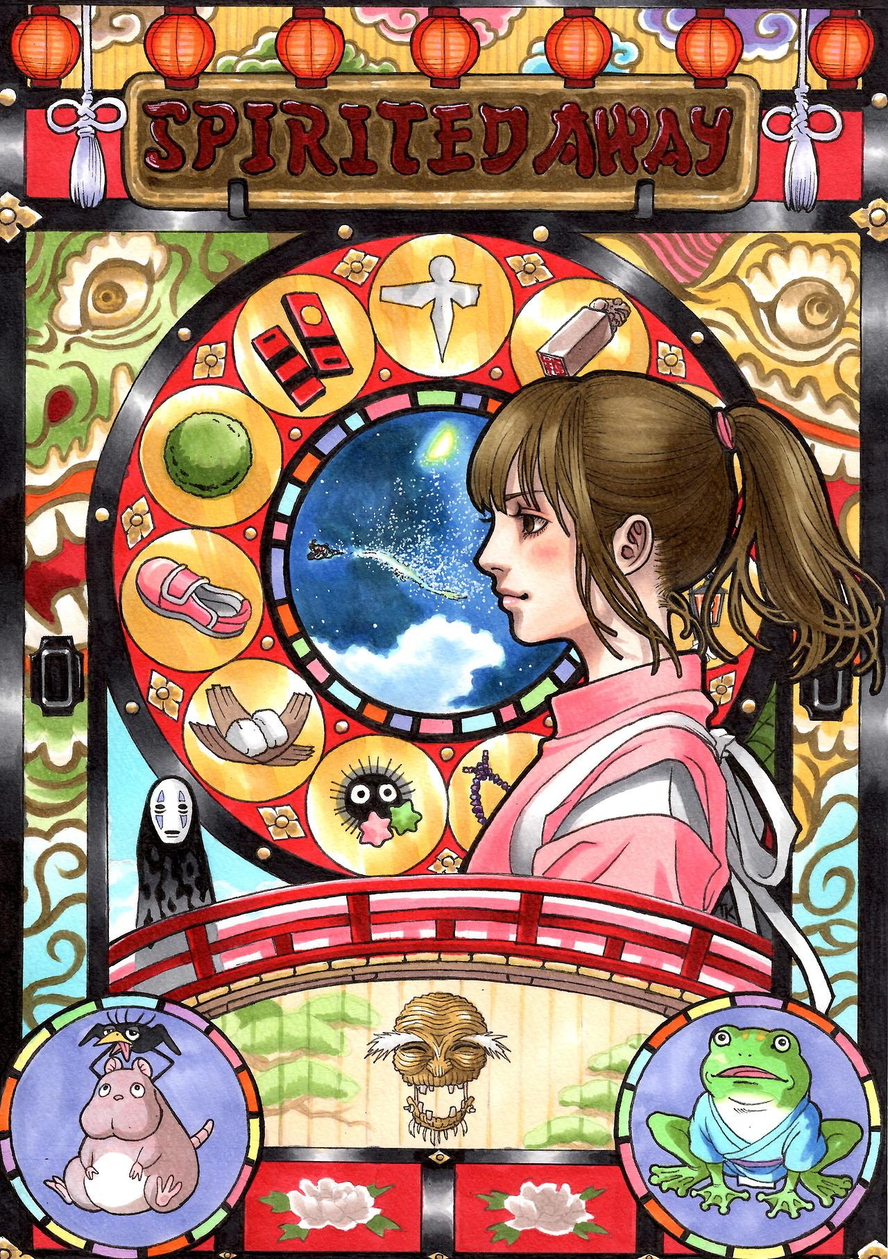 Studio Ghibli Art Prints