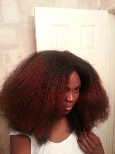 Straighten Natural Hair Tumblr