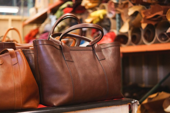 e5334aca1b Out   About  the Frank Clegg Leatherworks Workshop - From Squalor to ...