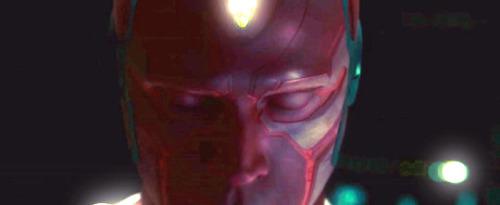 Vision, Marvel, JARVIS,