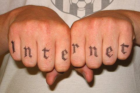 knuckle ink