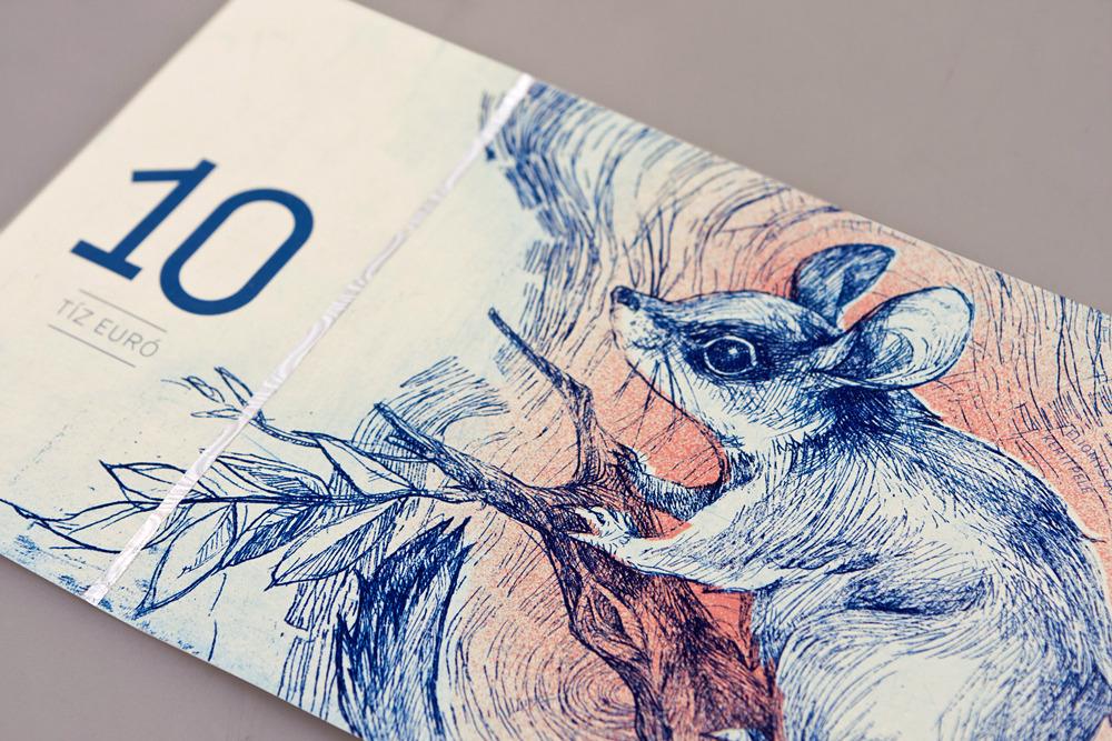Hungarian Banknote