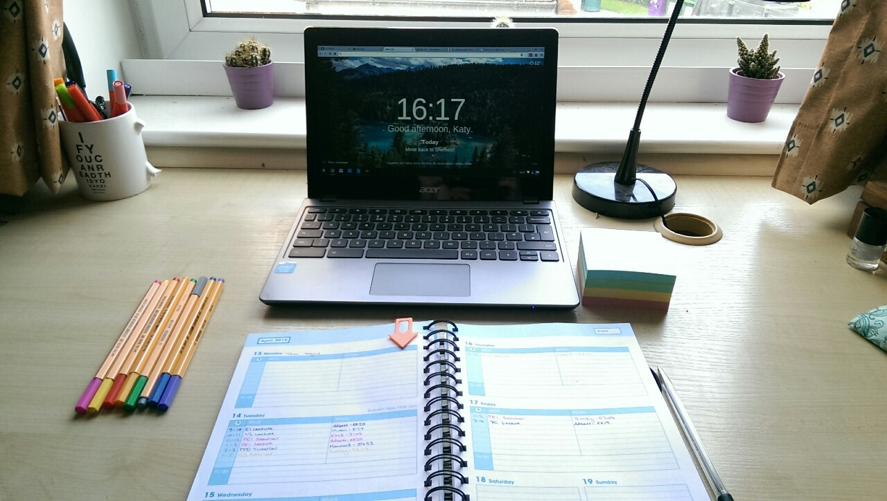 Studyblr: An Online Room For Students