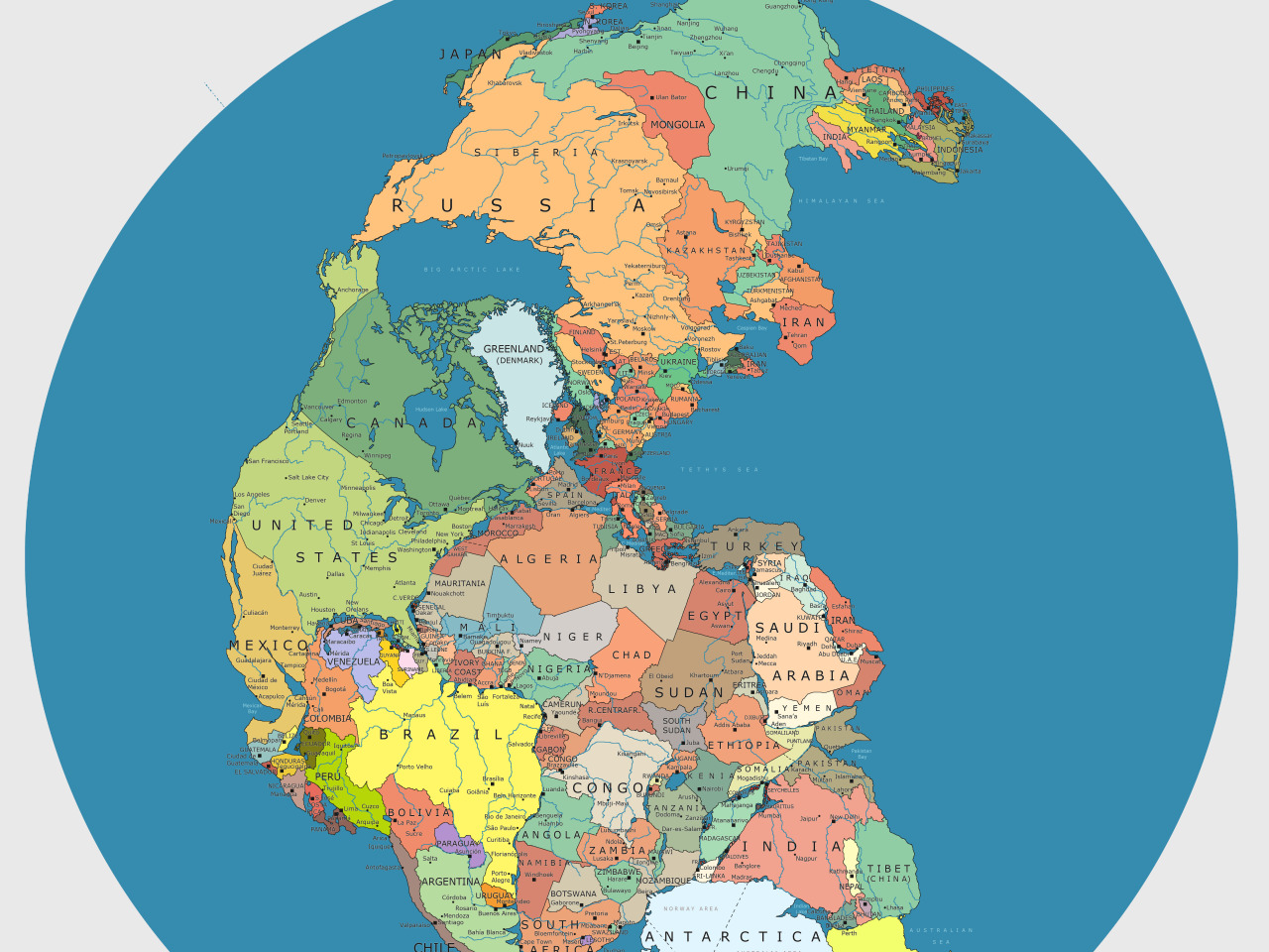Images About Maps And Alternate History