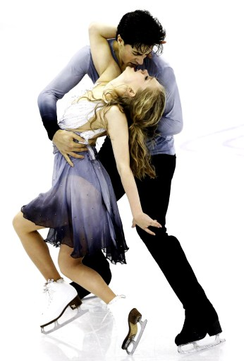 Kaitlyn Weaver and Andrew Poje–2015 Grand Prix Final Free Dance