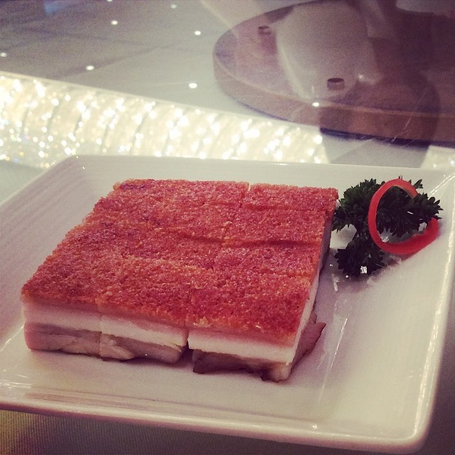 Can't stop thinkin bout dreamy pork belly from Lei Garden… #latergrammin #kowloon #hk