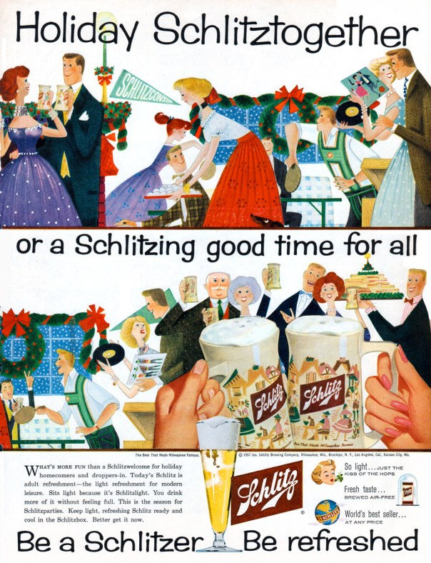Schlitz - 1957