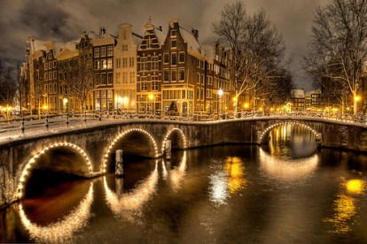 netherlands christmas lights