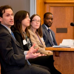 Cornell University Law School Alumni Share Strategies