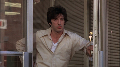 The first hour of Sidney Lumet's Dog Day Afternoon does not seem like a queer film. There's certainly political subtext there, but nothing queer, at least nothing overtly so. There is, instead, a link between Dog Day Afternoon and Vietnam, the Attica Prison riot, and a general tone of anti-establishment. Yet, a critical part of the story (even the true story on which the film is based) involves queer politics. So it seems almost strange that Dog Day Afternoon, it its sweltering atmosphere and tension and legendary performance from Al Pacino, isn't better remembered as a queer film. The recent release of the documentary The Dog, which examines the life of john Wojtowicz, the man who inspired the film, demands that the film be reexamined in that context. […]  - Why Dog Day Afternoon Should Be Remembered as a (Great) Queer Film // IndieWire's /Bent