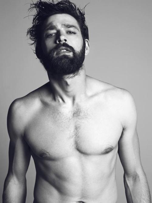 Le barbu du 6 mai