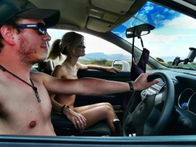 Image result for naked driving