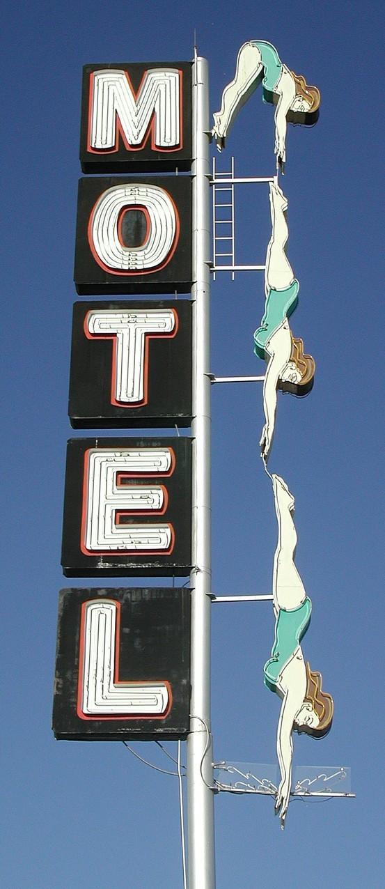 Starlite Motel - 2710 East Main Street, Mesa, Arizona U.S.A. - date unknown