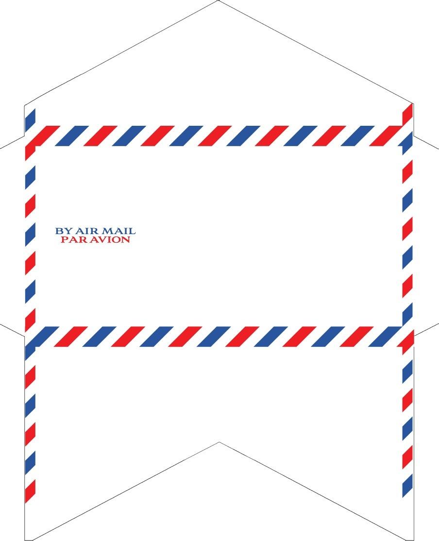 5 75 X 8 75 Envelope Templates