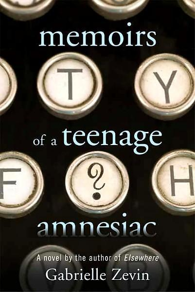 Image result for memoirs of a teenage amnesiac book