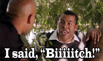 "Follow our handy Key & Peele Halloween costume guides for tips and tricks on how to pull off some of the show's most memorable characters. Character: A husband from I Said Bitch Costume: Sweater vest, button-down (bonus points: space suit) Tips: Look around nervously for wife, whisper ""I said, biiiiiiiiiiiitch"" when the coast is clear Tune in this Wednesday at 10:30/9:30c for a very special Halloween episode of Key & Peele!"
