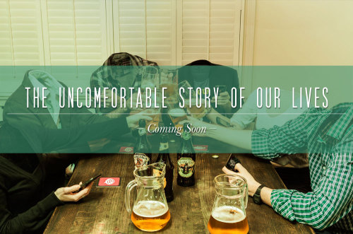 New Series Coming Soon! 'The Uncomfortable Story of our Lives'  www.sarapista.com