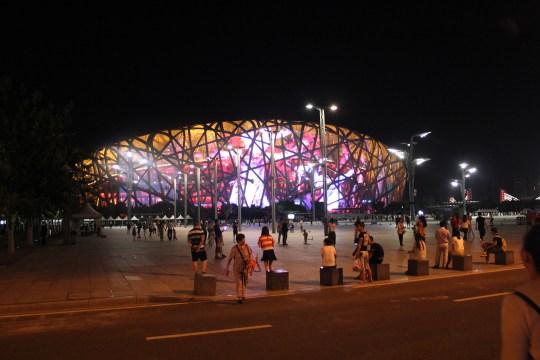 Beijing National Stadium (aka Bird's Nest)