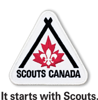 It starts with Scouts.