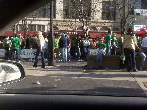 2009 St. Patrick's Day In Cleveland (2)