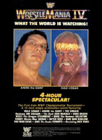 WrestleMania IV (1988)