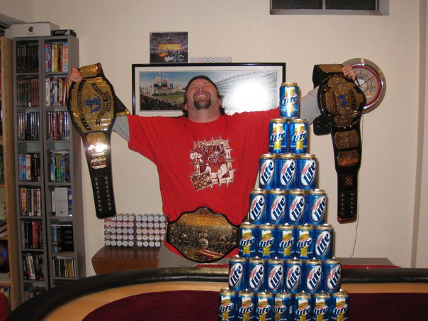Beeramid 2011 - I'm The King Of The World