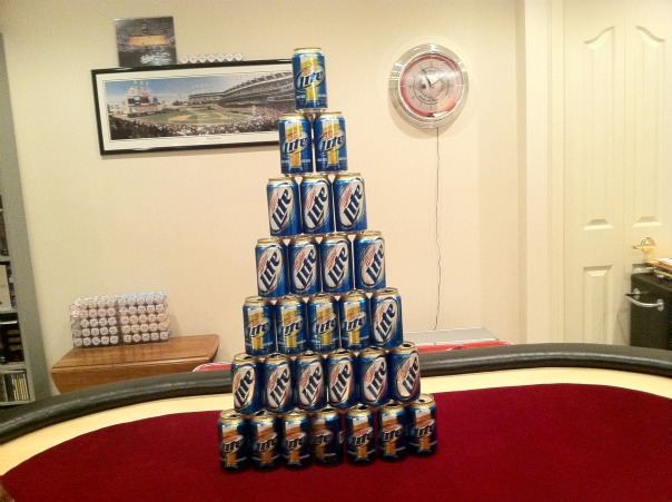 Beeramid 2011 - The Structure In All Its Glory