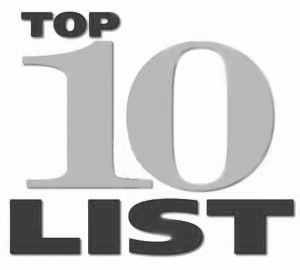 The Top 10 Of 2011
