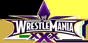 WrestleMania 30 Logo