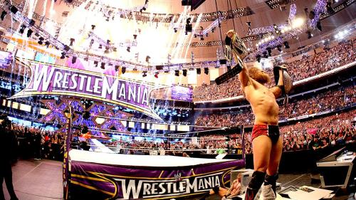 WrestleMania 30 Daniel Bryan
