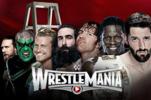 WrestleMania 31 - Intercontinential Title Ladder Match