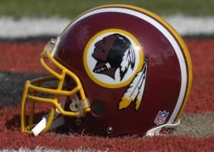 Washington Redskins Helmet