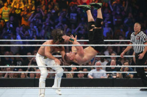 SummerSlam - Rollins vs. Cena