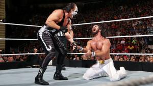 Night of Champions - Sting v Rollins