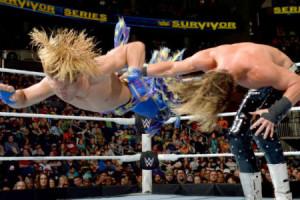 Survivor Series 2015 - Ziggler vs BreezeSurvivor Series 2015 - Ziggler vs Breeze
