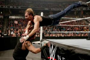 Royal Rumble 2016 - Dean Ambrose vs Kevin Owens