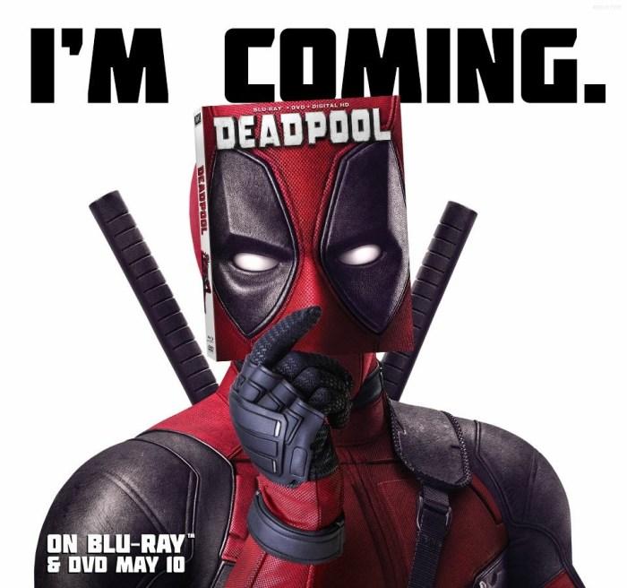 Deadpool Coming Home