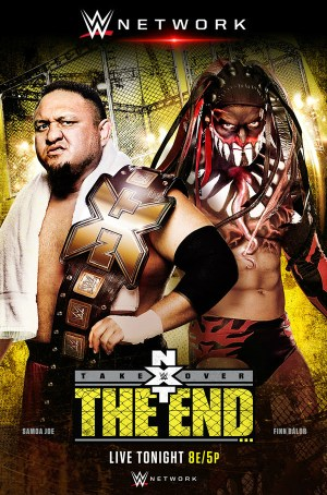 NXT Takeover The End Promo