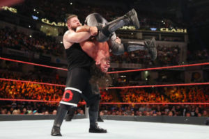Clash of Champions (2016) - Owens vs Rollins