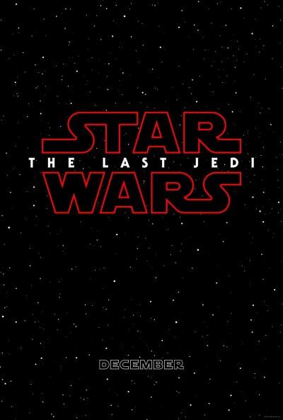 Star Wars Episode VIII - The Last Jedi