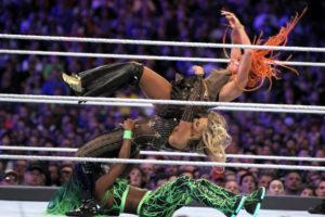 WrestleMania 33 - Smackdown Women