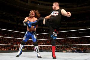 Battleground 2017 - Owens vs Styles