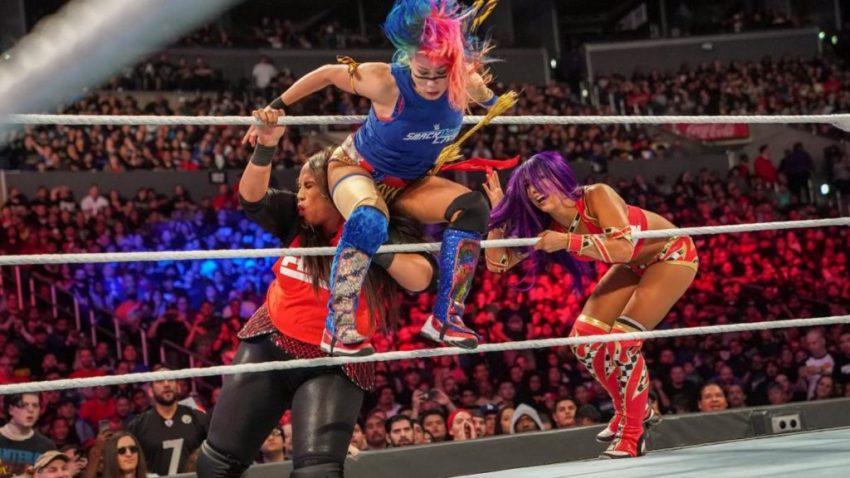 Survivor Series (2018) - Traditional Ladies Match