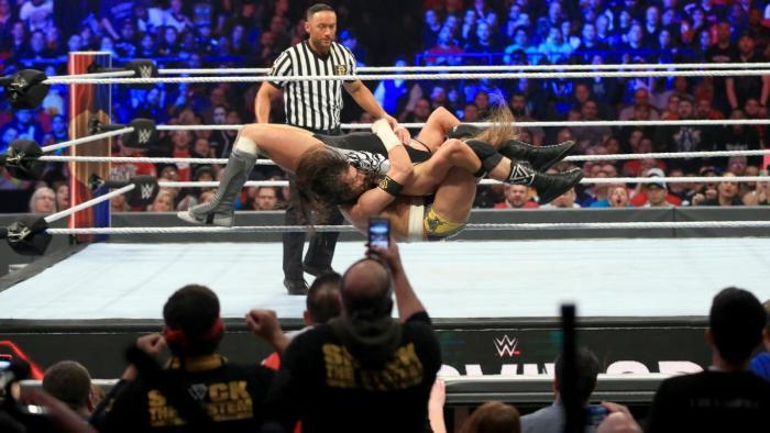 Adam Cole vs Pete Dunne - Survivor Series 2019