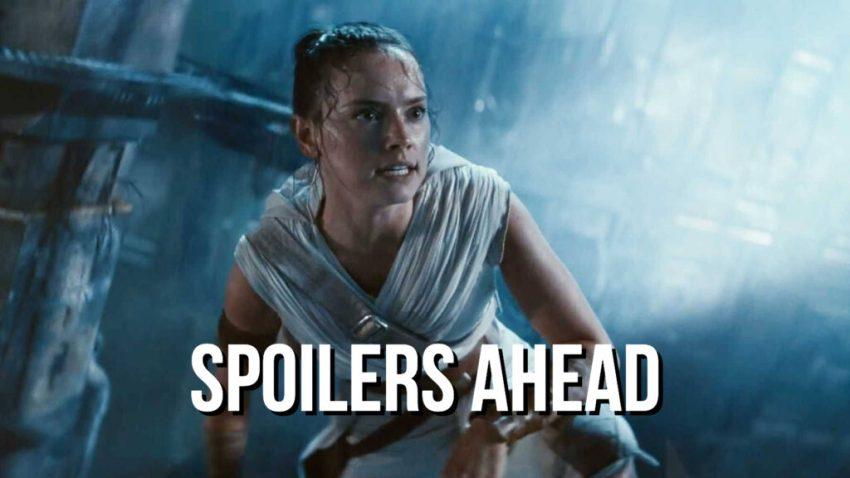 Rise of Skywalker - Spoilers (1)